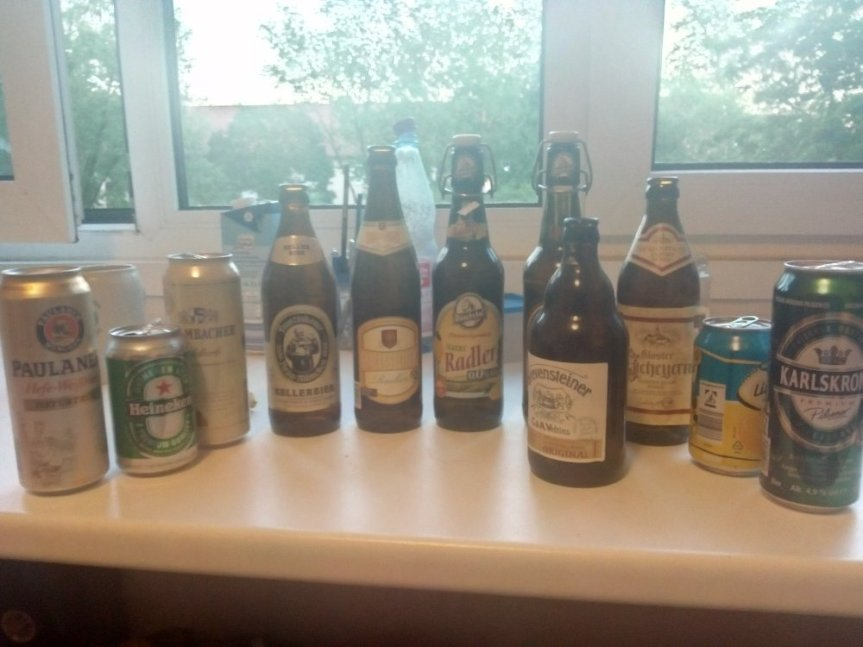 Alkohol & Rokok diJerman